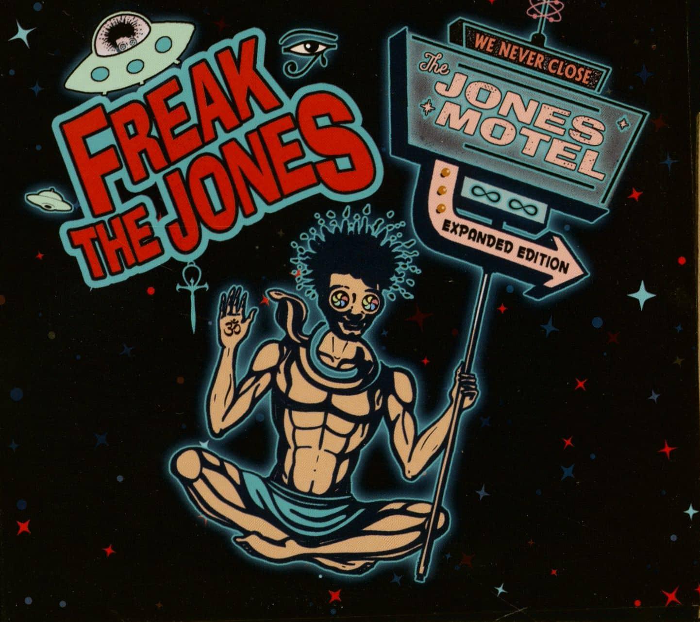 Freak The Jones CD: The Jones Motel