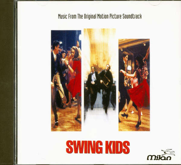 Swing Kids - Soundtrack (CD)