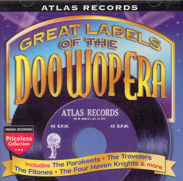 Atlas Records - Labels Of The Doo Wop Era