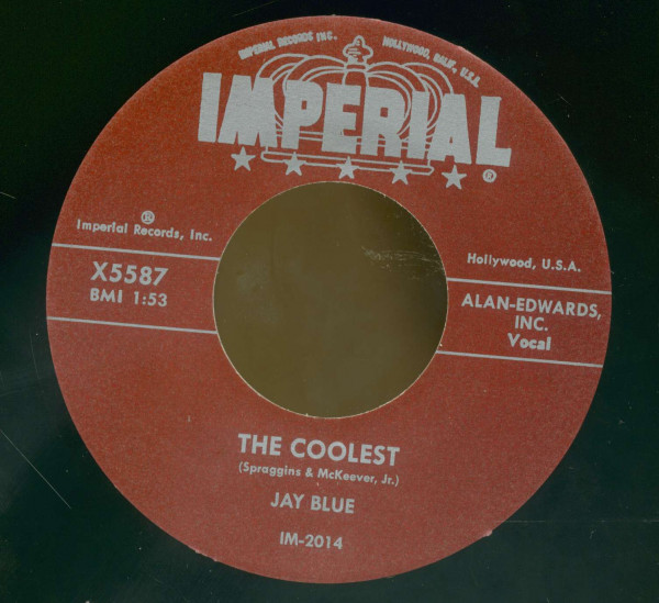 Get Off My Back - I'm The Coolest (7inch, 45rpm)