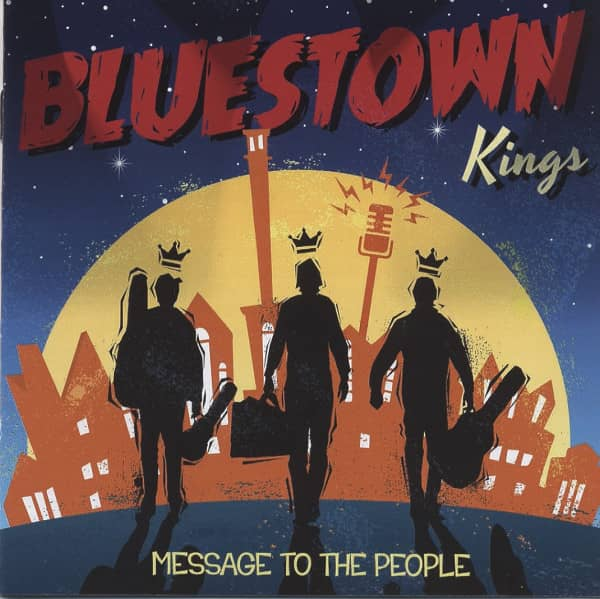 Message To The People (CD)