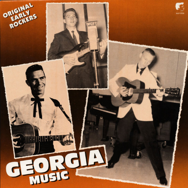 Georgia Music - Original Early Rockers (LP)