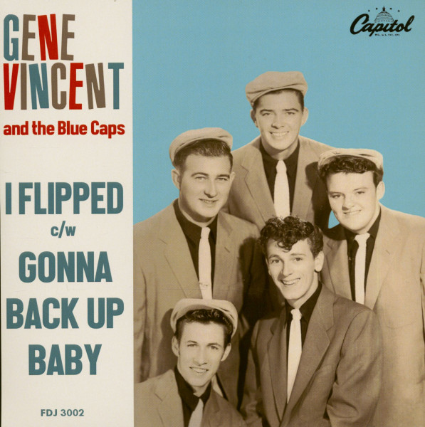 I Flipped - Gonna Back Up Baby (7inch, 45rpm)