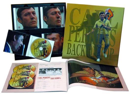 Back On Top (4-CD Box Set)