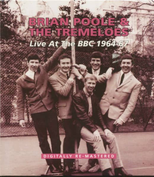 Live At BBC 1964 - 1967 (2-CD)
