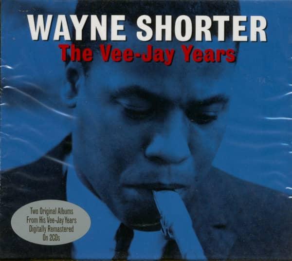 The Vee-Jay Years (2-CD)