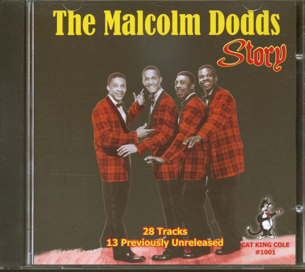 The Malcolm Dodds Story (CD)