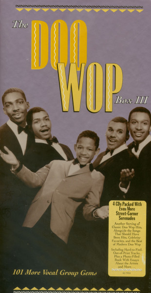 The Doo-Wop Box Vol.3 (4-CD)