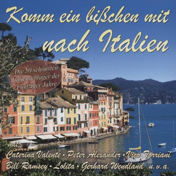 Komm ein bisschen mit nach Italien (2-CD)