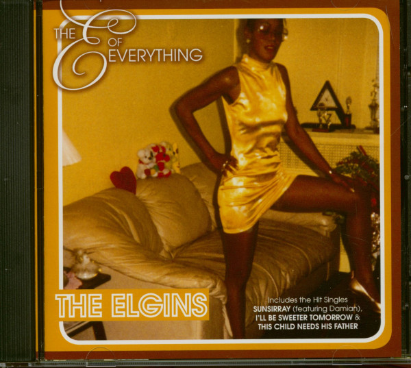 The E Of Everything (CD)