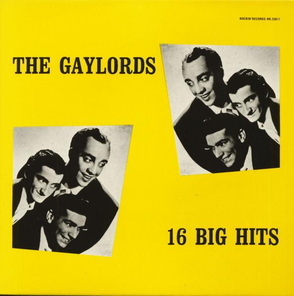 16 Big Hits (LP)