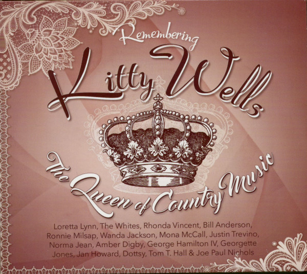 Remembering Kitty Wells (CD)