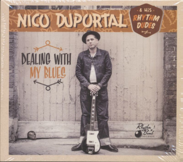 Dealing With My Blues (CD)