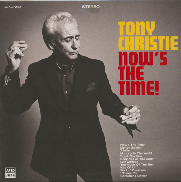 Now's The Time (LP)