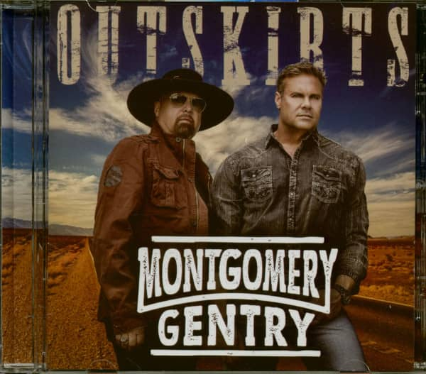 Outskirts (CD)