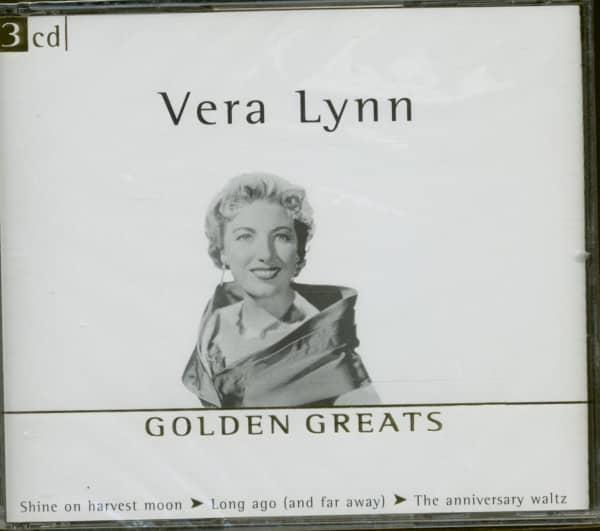 Golden Greats (3-CD)