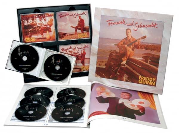 Fernweh und Sehnsucht (8-CD Deluxe Box Set)