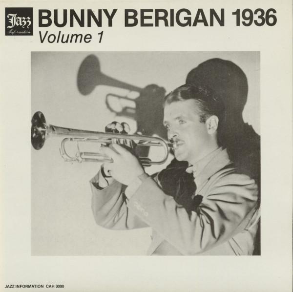 Bunny Berigan 1936, Vol.1 (LP)