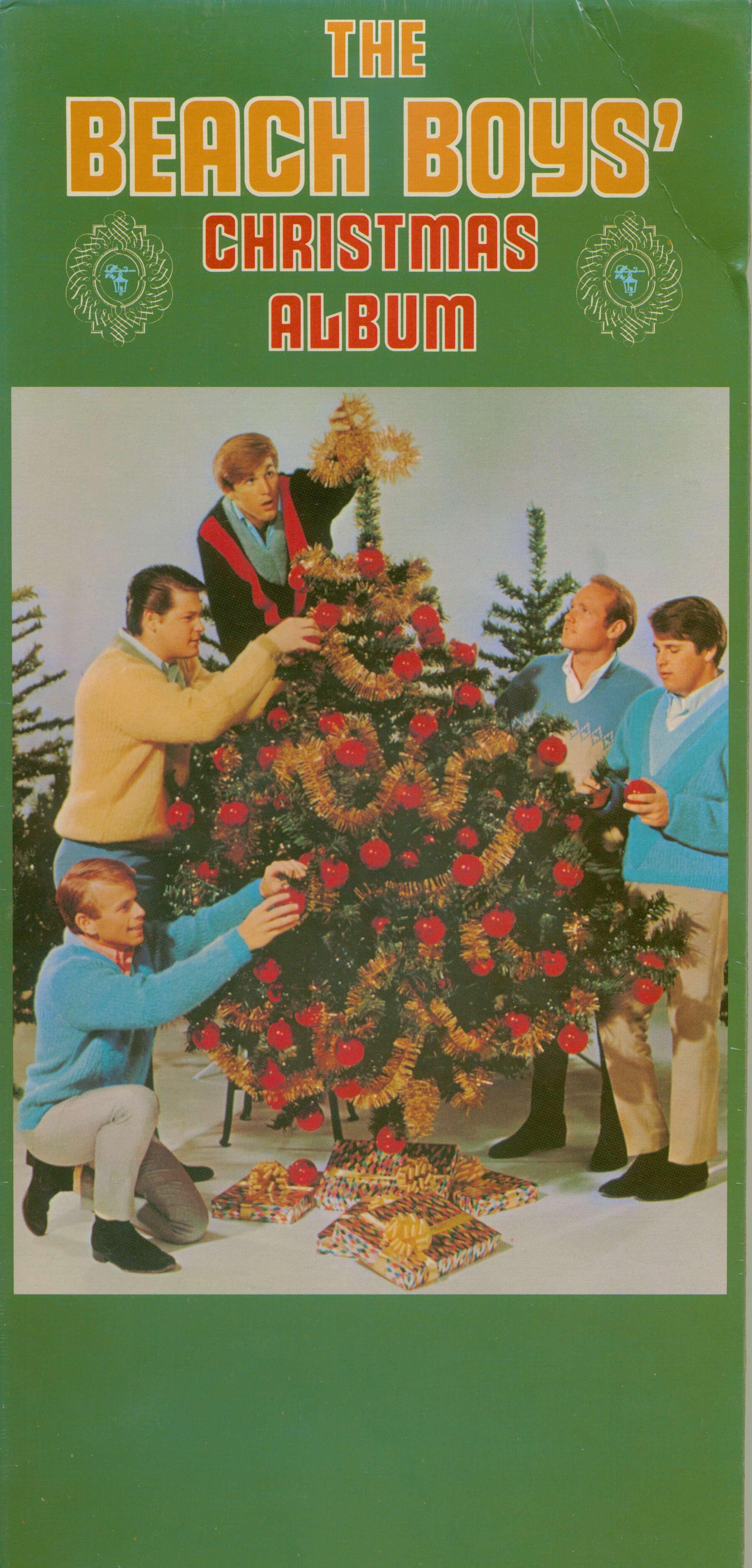 Beach Boys Christmas.The Beach Boys Cd The Beach Boys Christmas Album Us