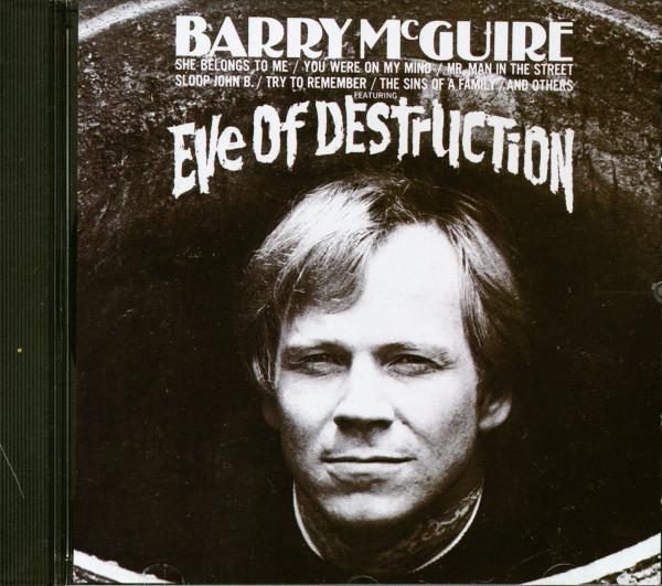 Eve Of Destruction (CD)