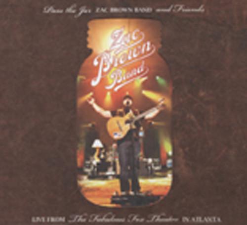 Zac Brown Band Cd Pass The Jar 2 Cd Dvd Bear Family