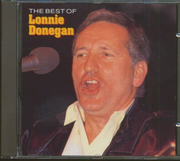 The Best Of Lonnie Donegan (CD)