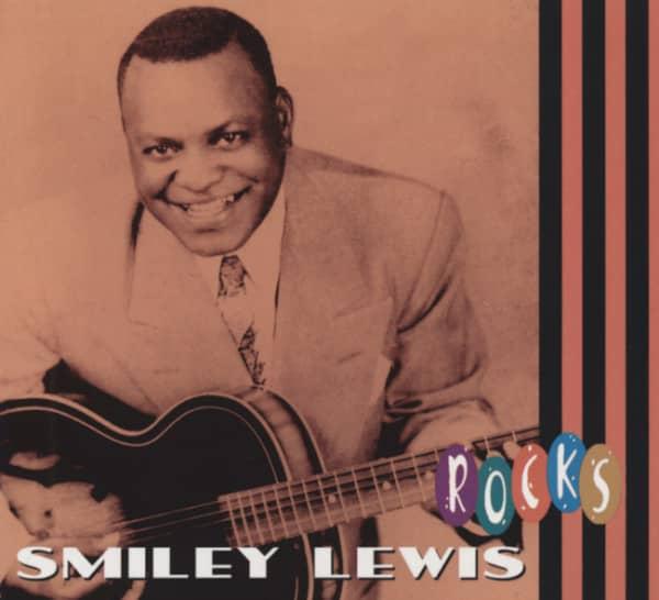 Smiley Lewis - Rocks (CD)