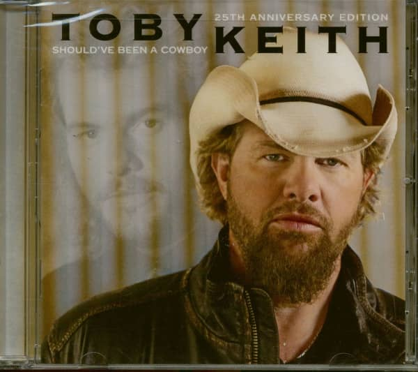 Should've Been a Cowboy - 25th Anniversary Edition (CD)