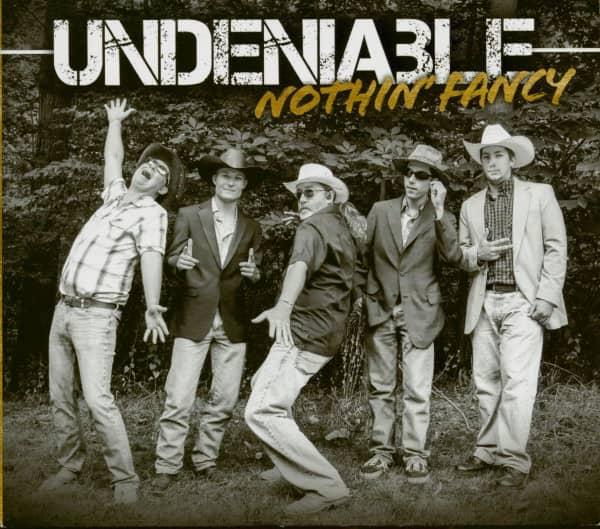 Undeniable (CD)