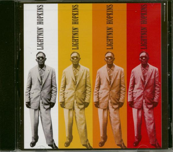Lightnin' Hopkins (CD)