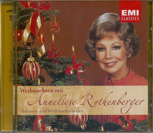 Weihnachten Mit Anneliese Rothenberger (CD)