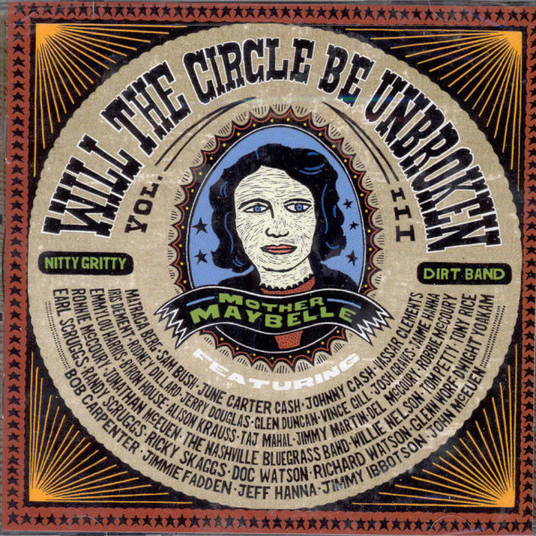 Vol.3, Will The Circle Be Unbroken 2-CD