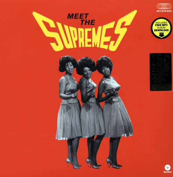 Meet The Supremes (1962) Limited Edition (180g)