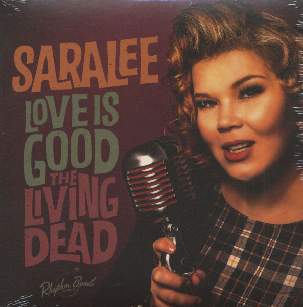 Love Is Good - The Living Dead (7inch, 45rpm, PS)