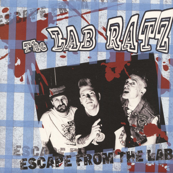 Escape From The Lab (LP, 180g Clear Vinyl, Ltd.)