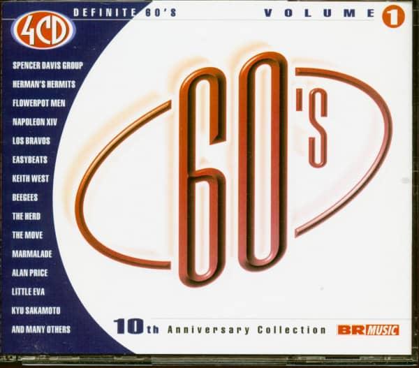 Defintiv 60's (4-CD)