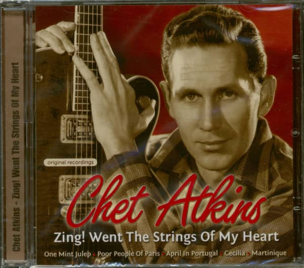 Zing! Went The Strings Of My Heart (CD)