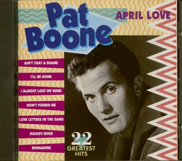 April Love - 22 Greatest Hits (CD)