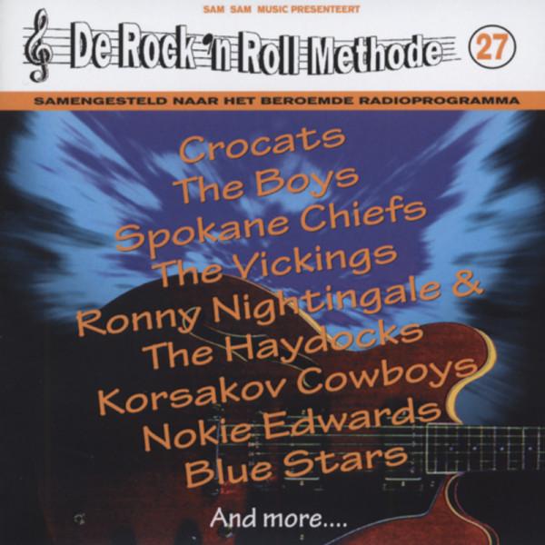 De Rock'n'Roll Methode Vol.27 (CD)