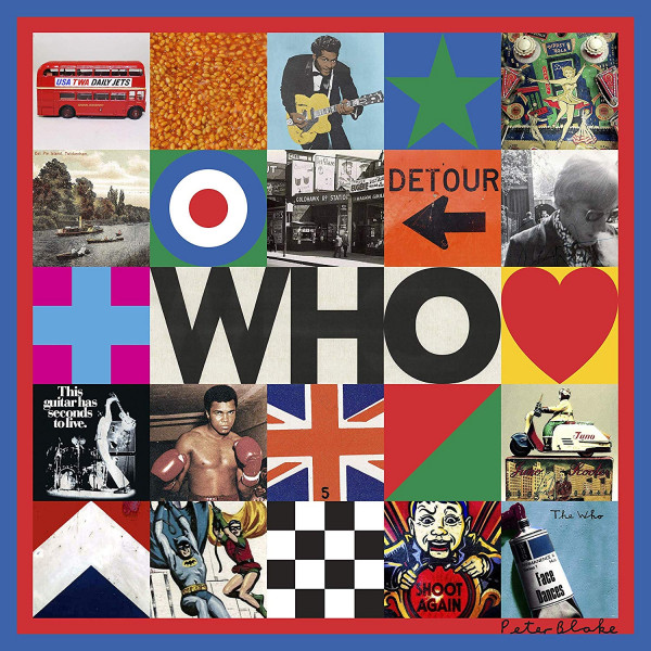 Who (DeLuxe-Edition, CD)