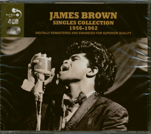 Singles Collection 1956-1962 (4-CD)