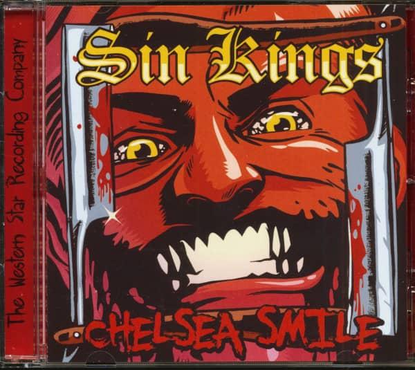 Chelsea Smile (CD)