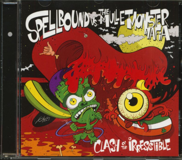 Clash Of The Irresistible (CD)