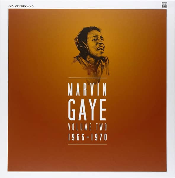 Marvin Gaye, Volume 2, 1966-1970 (8-LP Box)