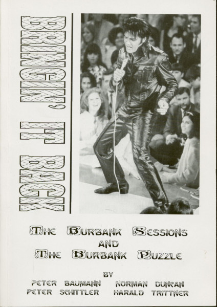 The Burbank Sessions And The Burbank Puzzle (German Issue)
