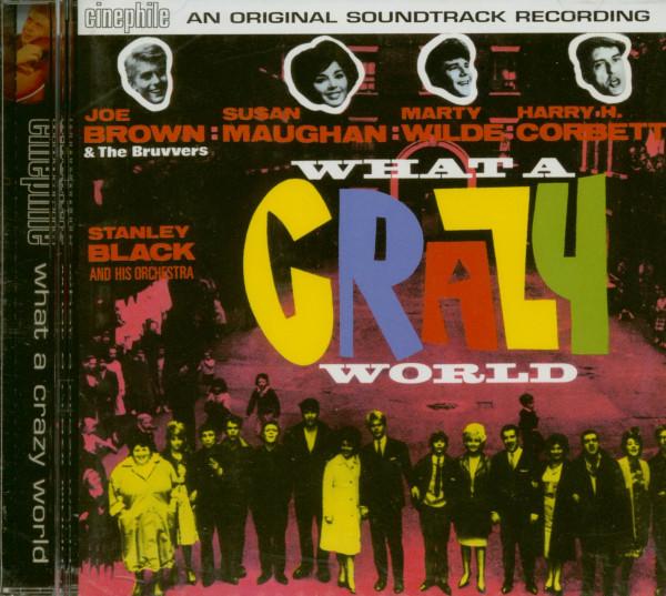 What A Crazy World - Original Soundtrack (CD)