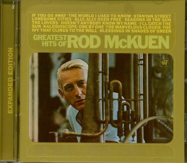 Greatest Hits Of Rod McKuen - Expanded Edition (CD)