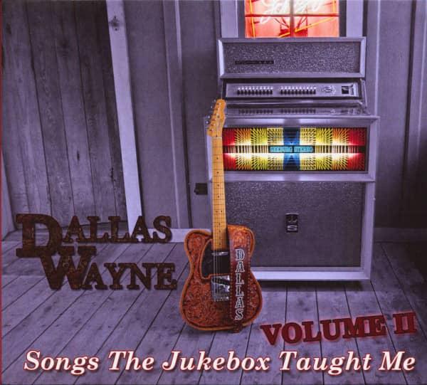 Songs The Jukebox Taught Me Vol.2 (CD)