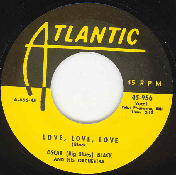 Love, Love, Love b-w Wine-O-Wine 7inch, 45rpm