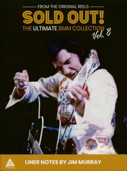 Sold Out! The Rex Martin 8mm Collection Vol.8 (2-DVD)